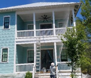 Pressure Washing in Santa Rosa Beach FL